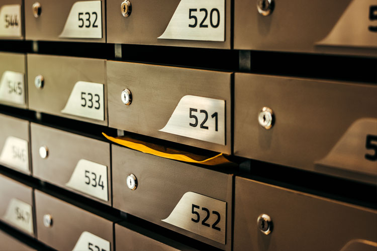 Letterbox security – keep your mail under lock and key